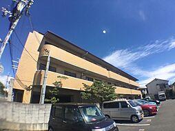 兵庫県伊丹市下河原1丁目の賃貸マンションの外観