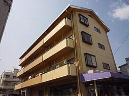 広島県呉市広中町の賃貸アパートの外観
