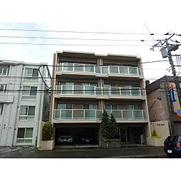 北海道札幌市白石区本郷通13丁目の賃貸マンションの外観