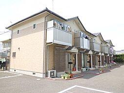 [テラスハウス] 栃木県真岡市八木岡 の賃貸【/】の外観
