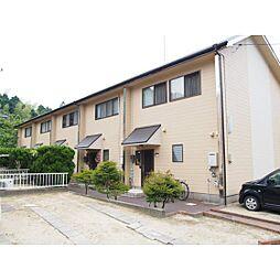 山口県下関市形山町の賃貸アパートの外観