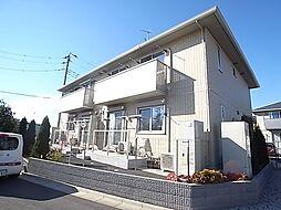 千葉県柏市正連寺の賃貸アパートの外観