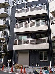 東京都品川区西大井1丁目の賃貸マンションの外観