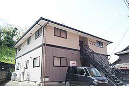 福岡県田川市千代町の賃貸アパートの外観