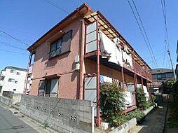 松丸荘[203号室]の外観
