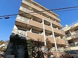 ファミーユ千里山西[2階]の外観