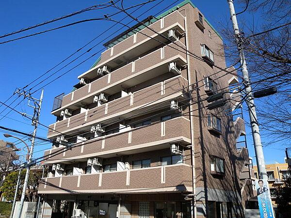 パトリア桜ヶ丘[タイプA402号室]の外観