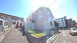 正楽北田ハイツA棟[1階]の外観