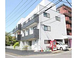 アパートメントザタマ[1階]の外観