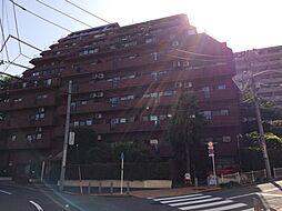 クレール駒込[3階]の外観