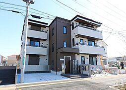 埼玉県さいたま市緑区大字玄蕃新田の賃貸アパートの外観