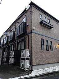 アパートメントOZ[2階]の外観
