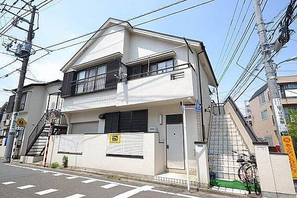 サンテラス久が原 1階の賃貸【東京都 / 大田区】