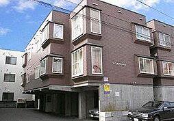 シェルクレール[2階]の外観