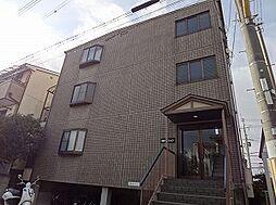 池田マンション[1階]の外観