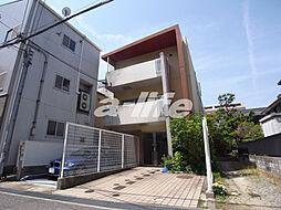 兵庫県芦屋市松ノ内町の賃貸マンションの外観