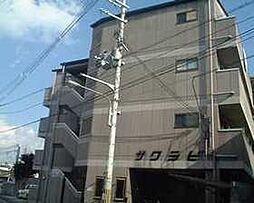 京都府京都市伏見区下鳥羽芹川町の賃貸マンションの外観