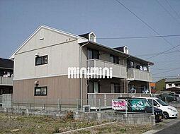 愛知県小牧市間々本町の賃貸アパートの外観
