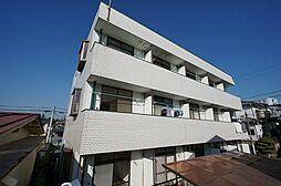 千葉県市原市辰巳台東2丁目の賃貸アパートの外観