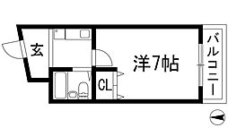 SOGABEビル[3階]の間取り