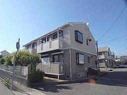 兵庫県神戸市西区玉津町出合の賃貸アパートの外観