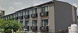 広島県福山市南松永町3丁目の賃貸アパートの外観