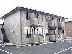 リビングタウン乙田C棟[1階]の外観