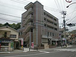 長崎県長崎市若草町の賃貸マンションの外観