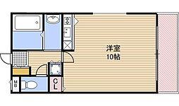 メゾンアマノ[1階]の間取り