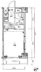 練馬ダイカンプラザシティ[1階号室]の間取り