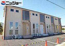 [タウンハウス] 愛知県江南市宮後町砂場北 の賃貸【/】の外観