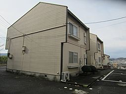 タウニーハイツA[A101号室]の外観