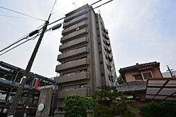ラフェール高辻[2階]の外観