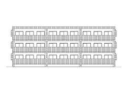 (仮称)本郷南方マンション北棟[202号室]の外観
