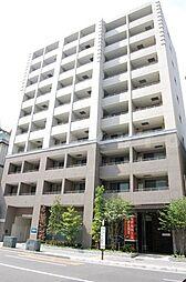アパートメンツ江坂[3階]の外観