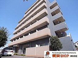 ラ・コート・ドール津田沼[502号室]の外観