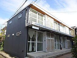 トランスアパートメント[H号室]の外観