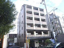 京都府京都市下京区岩上通四条下る佐竹町の賃貸マンションの外観