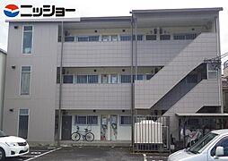 コーポ ハヤシ[2階]の外観