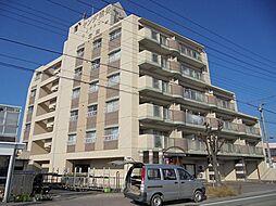 兵庫県高砂市中島3丁目の賃貸マンションの外観