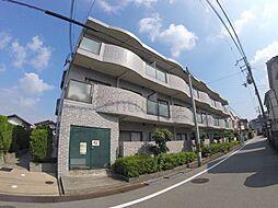 兵庫県宝塚市野上1丁目の賃貸マンションの外観