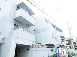 プチ塚口[3階]の外観