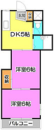 Aifort 志木II 〜アイフォート志木II〜[1階]の間取り