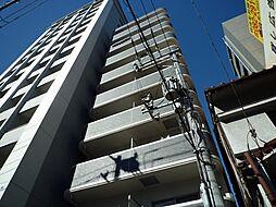 広島県広島市中区加古町の賃貸マンションの外観