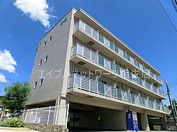 O−6マンション[402号室]の外観