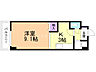 間取り,1K,面積28.35m2,賃料3.1万円,札幌市営東豊線 元町駅 徒歩4分,札幌市営東豊線 環状通東駅 徒歩15分,北海道札幌市東区北二十二条東15丁目4番12号