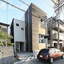 愛知県名古屋市中村区砂田町2丁目の賃貸アパートの外観