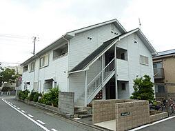 京口アパート[203号室]の外観