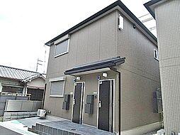 北大阪急行電鉄 緑地公園駅 徒歩19分の賃貸アパート
