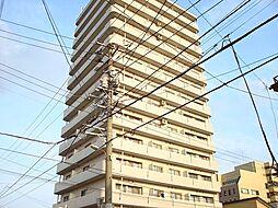 岩手県盛岡市神明町の賃貸マンションの外観